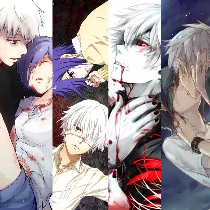 Tokyo Ghoul X: 17 Best Images About Kaneki X Touka On Pinterest