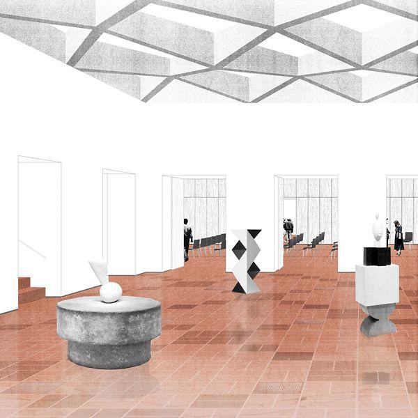 KUNSTMUSEUM by  OFFICE Kersten Geers David Van Severen