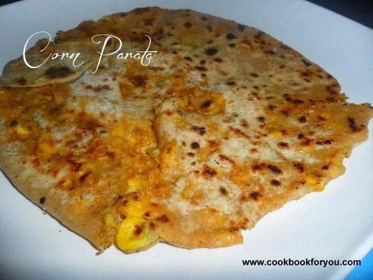 How to make Corn Parata