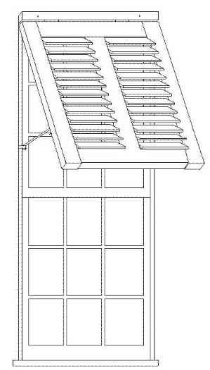 240 Best Home Awnings Shutters Images On Pinterest Shutters Windows And Bricolage