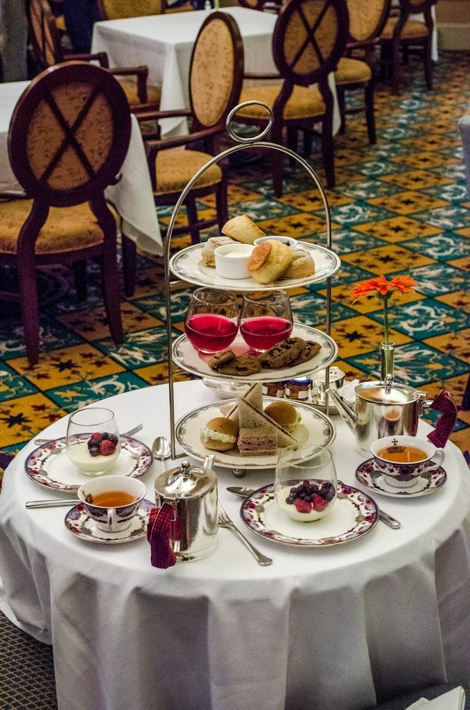 It's always the perfect time for Tea Time! #afternoontea