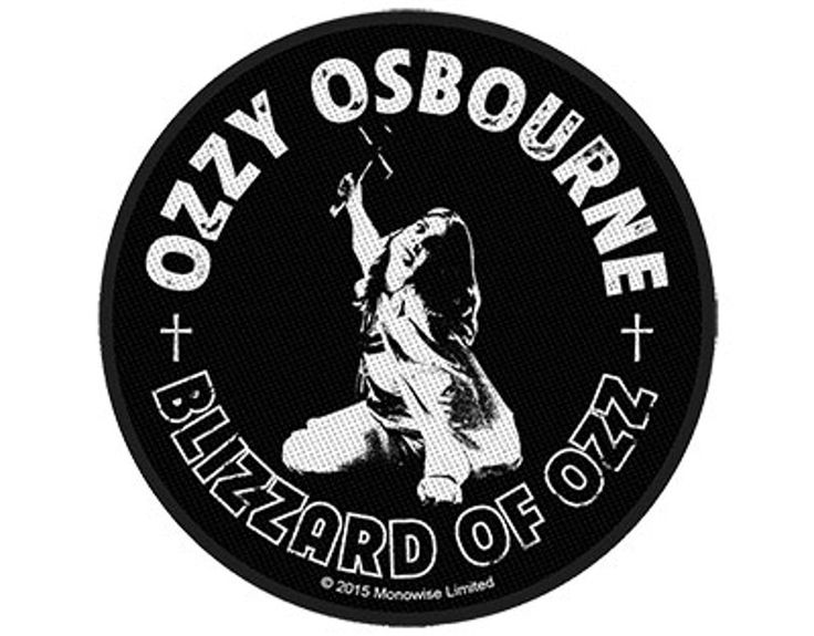 Ozzy Osbourne Blizzard of Ozz - Official Patch