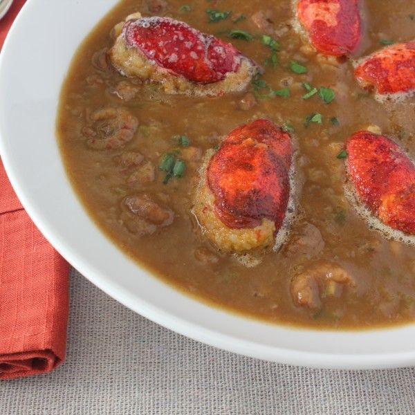 pappadeaux lobster bisque recipe