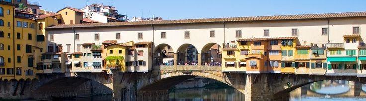 Ponte vecchio Firenze-Флоренция