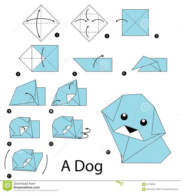 Resultado De Imagen Para Origami Para Niños De Preescolar Paso A