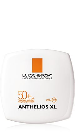 Anthelios XL SPF 50+ Crema compatta UNIFORMANTE packshot from Anthelios, by La Roche-Posay