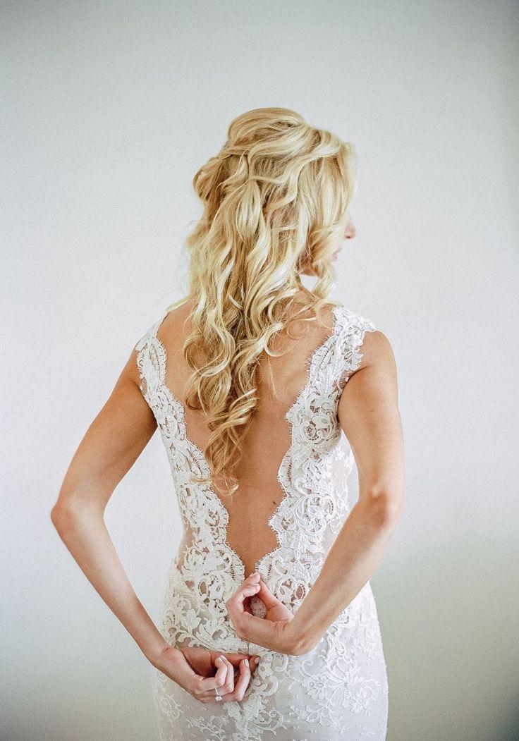 Featured Photographer: Erika Delgado Photography; wedding hairstyle idea