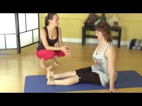 4 techniques fondamentales pour devenir souple rapidement grâce au yoga avec MARYSE LEHOUX - YouTube