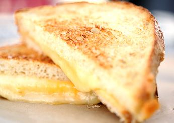 grill cheese: Recipe, Grilled Cheese Sandwiches, Monterey Jack, Comforter Food, Chee Kitchens, Grilled Cheeses, San Francisco, Grilled Chee Sandwiches, Cooking Channel