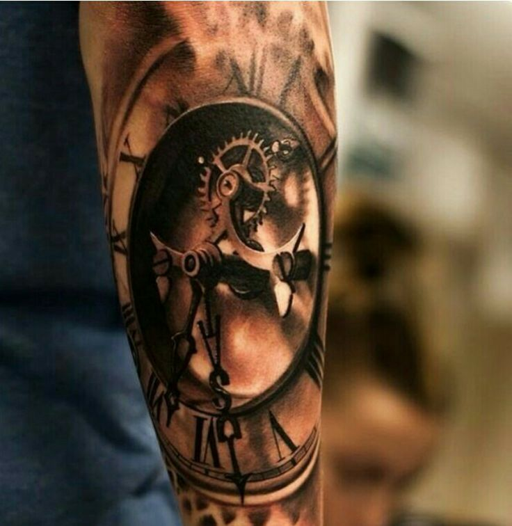 Tattoo Designs Clock: Awesome, Clock