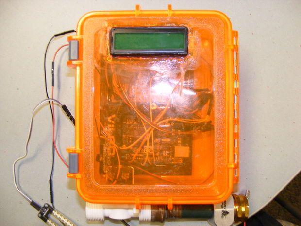 Automatic Garden Watering Device Arduino Gardens