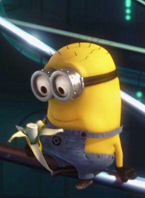 Have I really eaten half already... Oh Banana I love you....