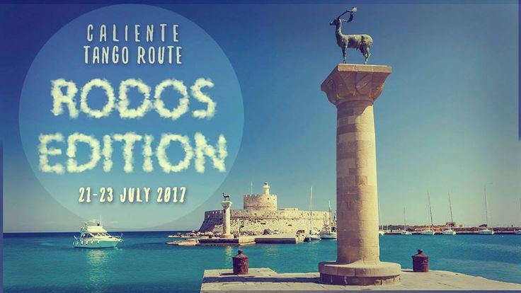 Caliente Tango Route Rodos Edition On 21-22-23 July 2017, Caliente tango Route Rodos Edition will be held on the beautiful island of Rodos!More Information about the milongas and the venues will be available soon! Participants should cover their...