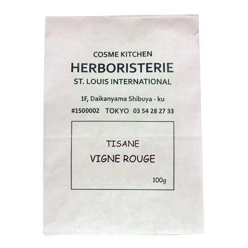 【HERBORISTERIE】シングルティザンヌ 赤ブドウ