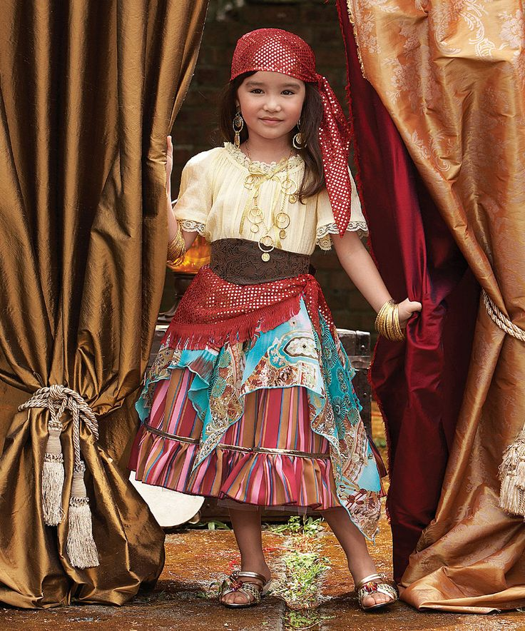 Look at this #zulilyfind! Fortune Teller Dress-Up Set - Toddler & Girls by chasing fireflies #zulilyfinds
