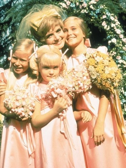 The Brady Bunch Episode Wedding Carol Martin And Her S Before They Became
