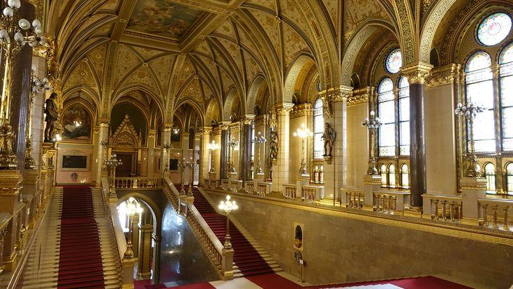 https://flic.kr/p/ywWDid | Budapest : Parlement hongrois