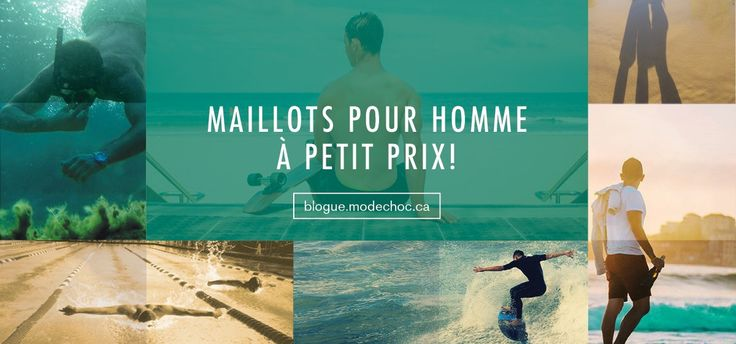 maillots homme pas chers