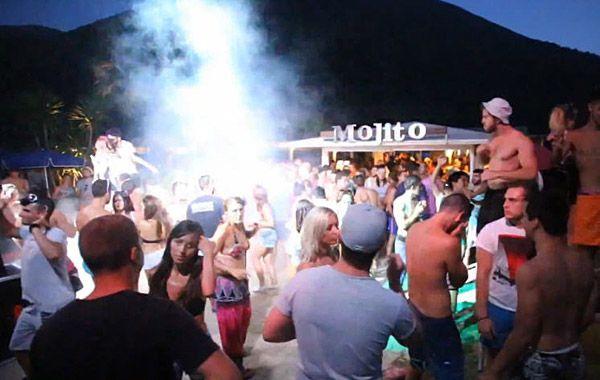 Mojito Beach Bar, Sami, Kefalonia
