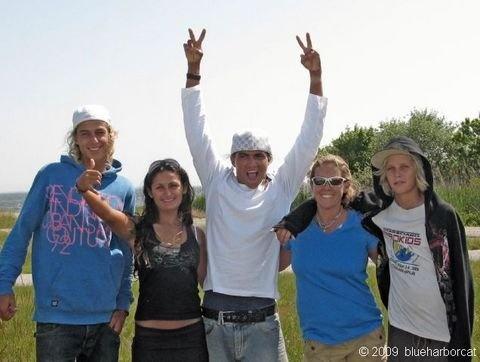 Team Bonaire in Long Island