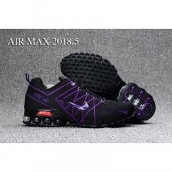 quality design 82f32 ec2cf Womens Nike Air Max 2018.5 Shoes Black Purple