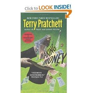 Terry Pratchett, Making Money
