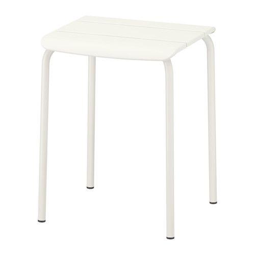 IKEA - VÄDDÖ, スツール 屋外用, , スツールは積み重ねられるので、いくつか持っていても収納場所をとりませんさっと水拭きするだけできれいになります