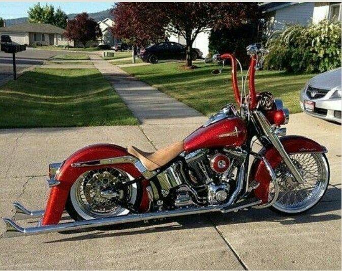 Harley Davidson Heritage Softtail Codes