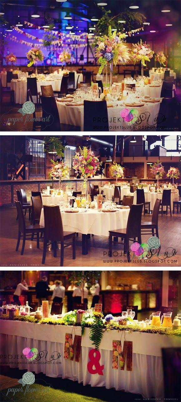 projekt ŚLUB - zaproszenia ślubne, oryginalne, nietypowe dekoracje i dodatki na wesele: malinowy