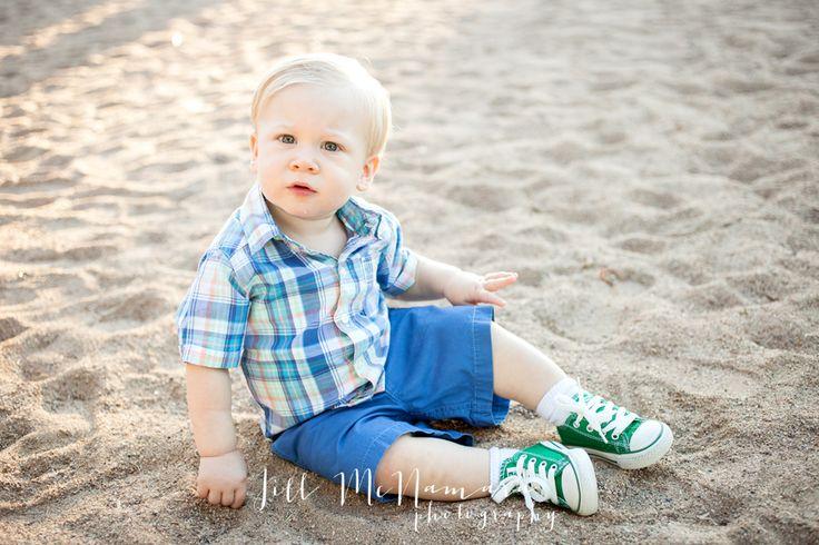Baby Dean One Year | Phoenix Children's Photographer