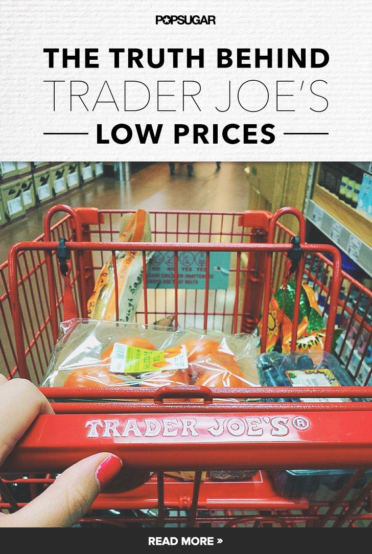There are many die-hard fans of Trader Joe's who will assure you that it's the best grocery store ever. And that's not just hearsay.