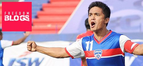 Sunil Chhetri Blogs Why Indian Sport Needs Freedom From Its Own Baggage