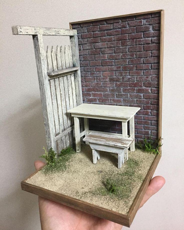2014. Miniature corner♡ ♡ By Naozumi