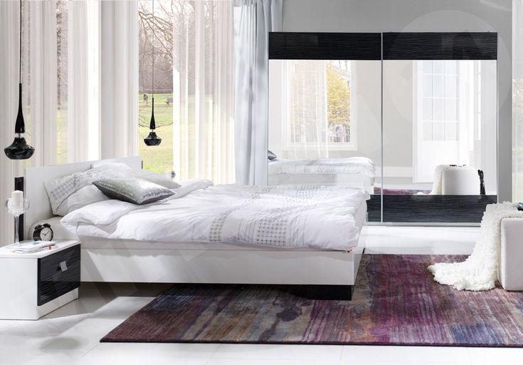 New! Bedroom in the style glamour. -> must have!  Nowość!Sypialnia w stylu glamour. Musisz ją mieć.  #bedroom #bed #sypialnia