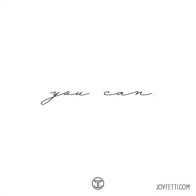 You can. – Wisdom sayings – #can # sayings #Wisdom