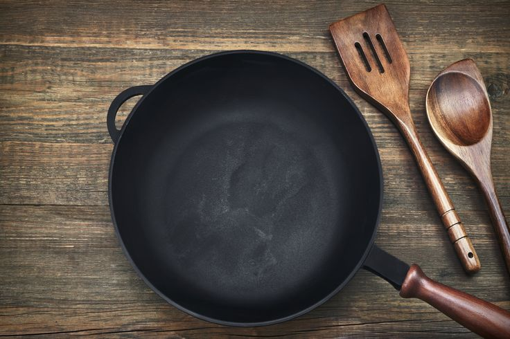 How to Identify Antique Cast Iron Skillets   LEAFtv