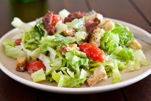 A klasszikus Cézár-saláta