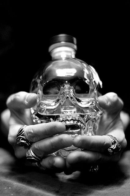 25+ best ideas about Crystal Head Vodka on Pinterest | Skulls, Skull decor and Sugar skull decor
