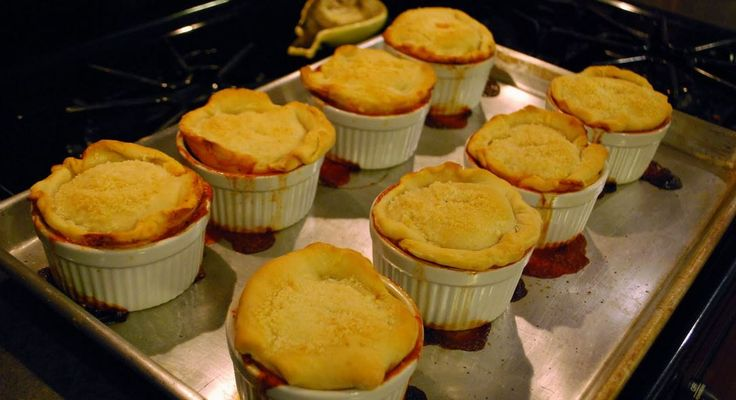 Pizza Pot Pies | Healthy .. | Pinterest | Pot pies, Pizza pot pie and ...