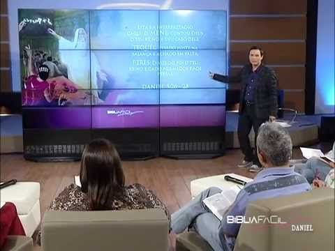 Profecias de Daniel - Curso Bíblico Completo - Pr. Arilton Oliveira (16 Temas) - YouTube