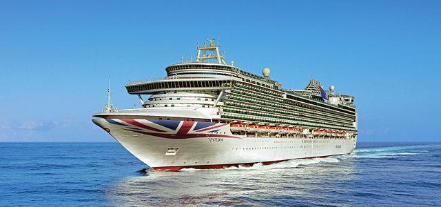 P&O Cruises Ventura #pando #cruises #ventura #ship