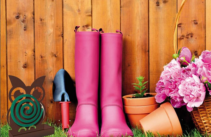MIAtwist: i vivaci porta zampironi by MIA #giardino #casa #arredo #gufo #owl #pink
