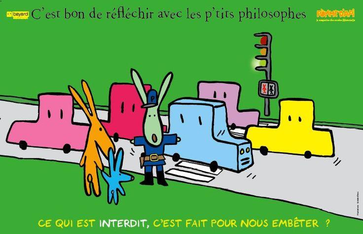Petits philosophes ....