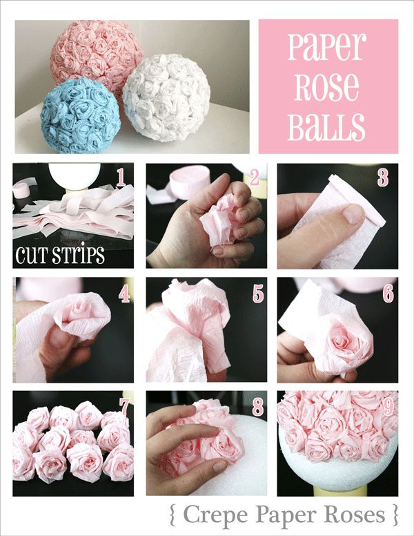 871 best flower diy images on pinterest paper flowers giant paper paper crafting week part hanging flower pomanders mightylinksfo