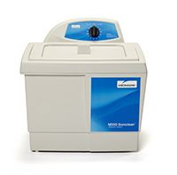 The Midmark Soniclean® uses a high frequency transducer that allows the unit to perform quietly. Tiny cavitation bubbles are produced with the higher frequency, allowing the bubbles to penetrate smaller crevices. This results in a powerfully quiet ultrasonic cleaner.