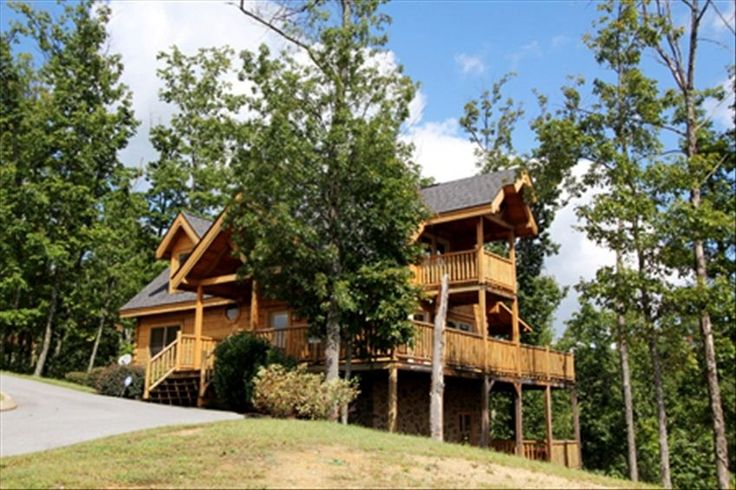 Beautiful 3 Bedroom Cabin W A Mtn View Pigeon Forge Cabins In The Smokies Lodges Cabin