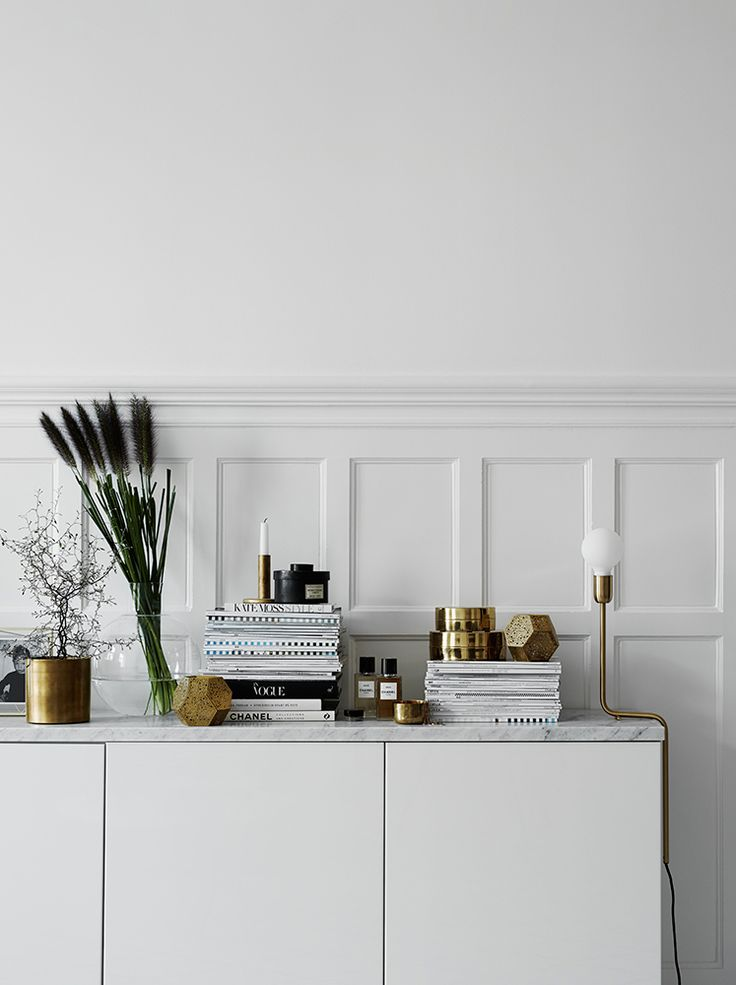 T.D.C | Styling by Lotta Agaton and photography by Kristoffer Johnsson for Residence magazine