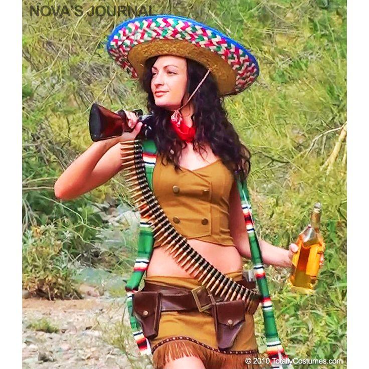 Cowgirl Costume Ideas for Women | Spotlight: Sexy Bandita Mexican Cowgirl Costume