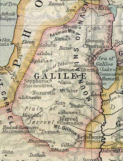 Ancient Galilee/ Jopata and Sepporis/ The Jerusalemite Josephus, a son of Jerusalem's priestly elite went on to Jotapata....the siege of Jotapata ended on July 20 67 A.D.