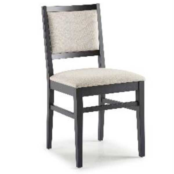 X 636 Upholstered 3 4 Chair Xedra Wood Dining Kitchen Accent For Sale For Living Room Designs Furniture Set Types Italian Furniture Furniture Design Upholster